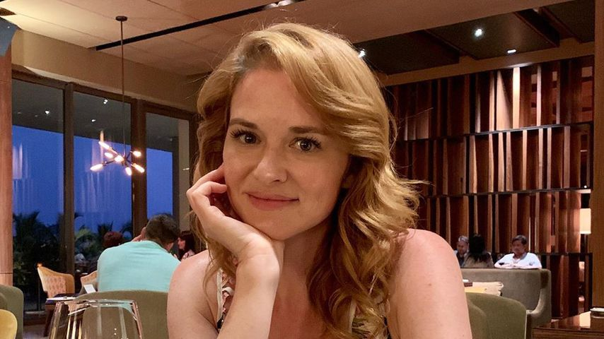 """Grey's Anatomy""-Star Sarah Drew"