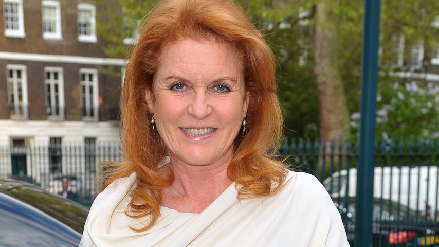 Fergie: Keine Einladung für Harry & Meghans private Sause!