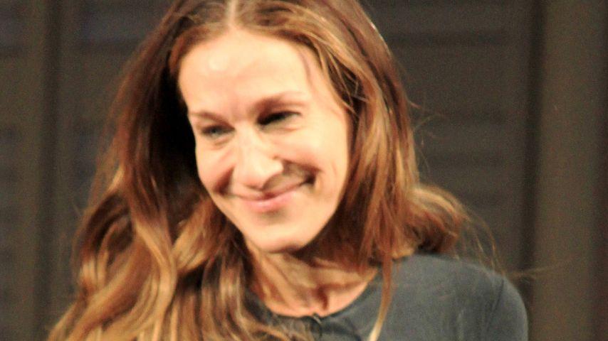 Sarah Jessica Parker Ungeschminkt