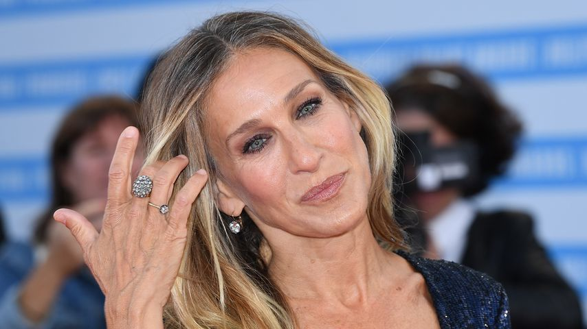 """Sex and the City""-Star Sarah Jessica Parker"