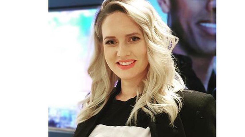 Sarah Knappik im Januar 2021