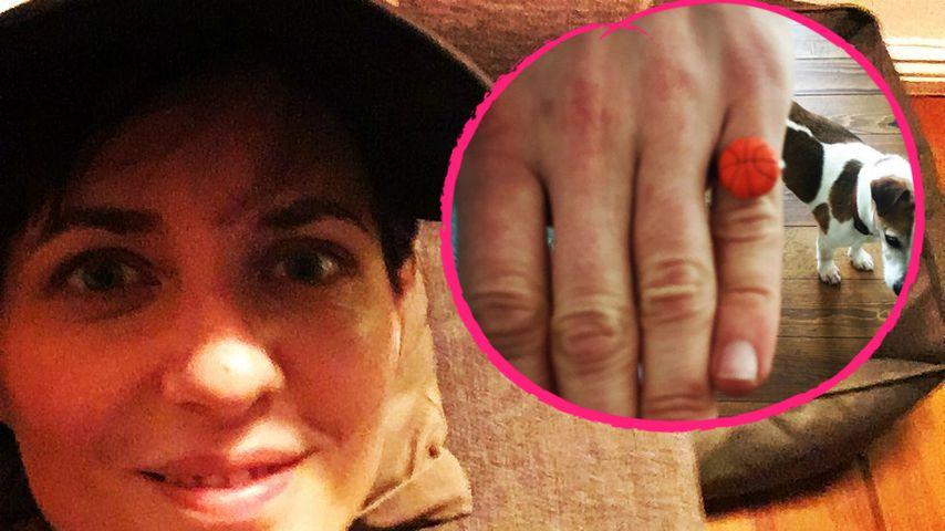 Quarantäne genutzt: Sarah Kuttner hat Heiratsantrag gemacht!
