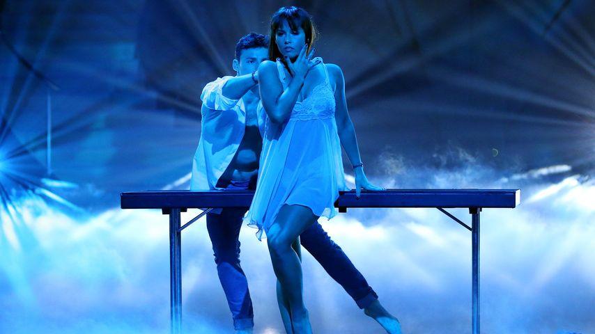 Sarah Lombardi beim Finale zu ihrem Sex-Tanz