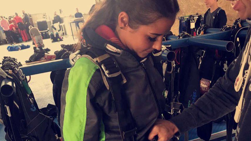 Höhenflug! Sarah Lombardi so mutig wie noch nie zuvor