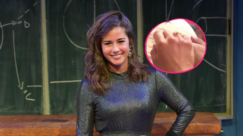 Sarah Lombardi klärt auf: Trägt sie wirklich Verlobungsring?