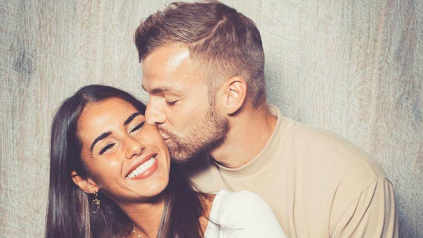 Liebes-Sensation: Sarah Lombardi und ihr Julian sind verlobt
