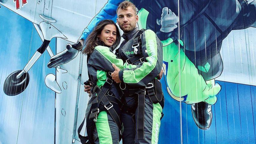 Sarah und Julian Engels