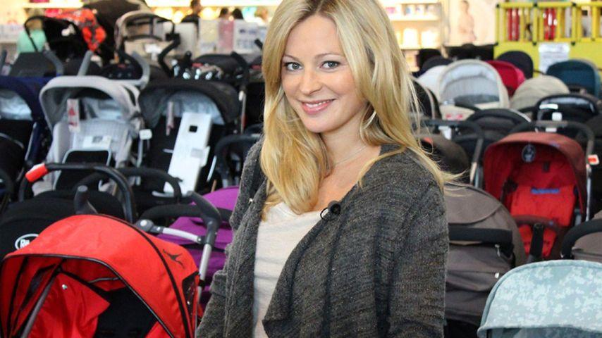 Nur ihr Baby zählt: Sarah Stork bleibt Single!
