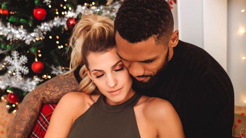 Sarah und Dominic Harrison, Dezember 2019