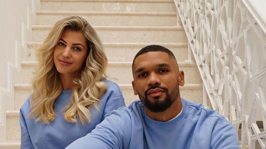 Sarah und Dominic Harrison im Juni 2021