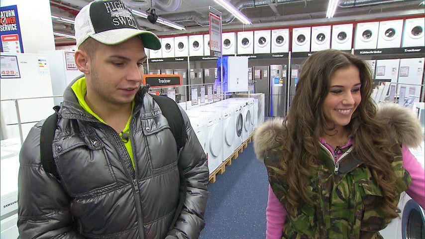Tränen beim TV-Kauf: Pietro weint wegen Fernseher
