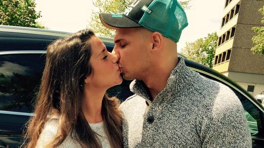 Sarah & Pietro: Tränenreiches Interview nach Alessios Geburt