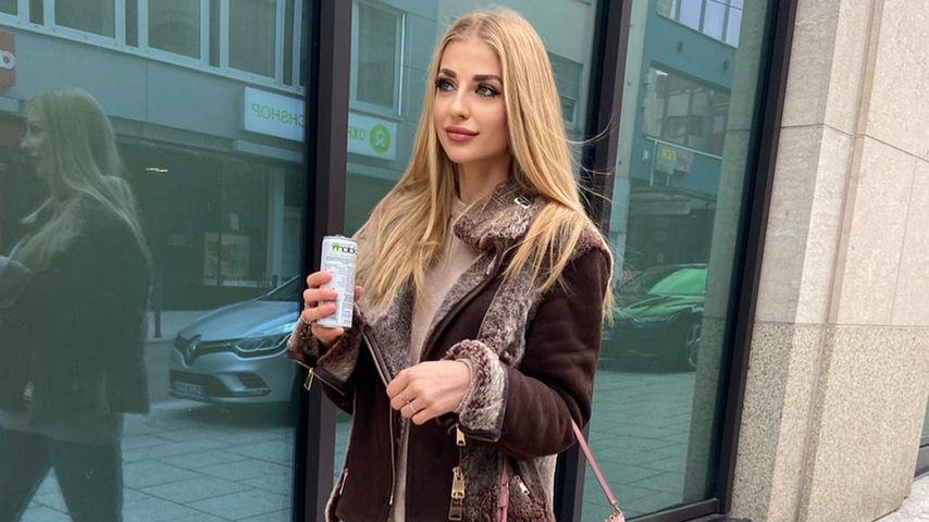 Sarah von Fürstenberg im März 2021