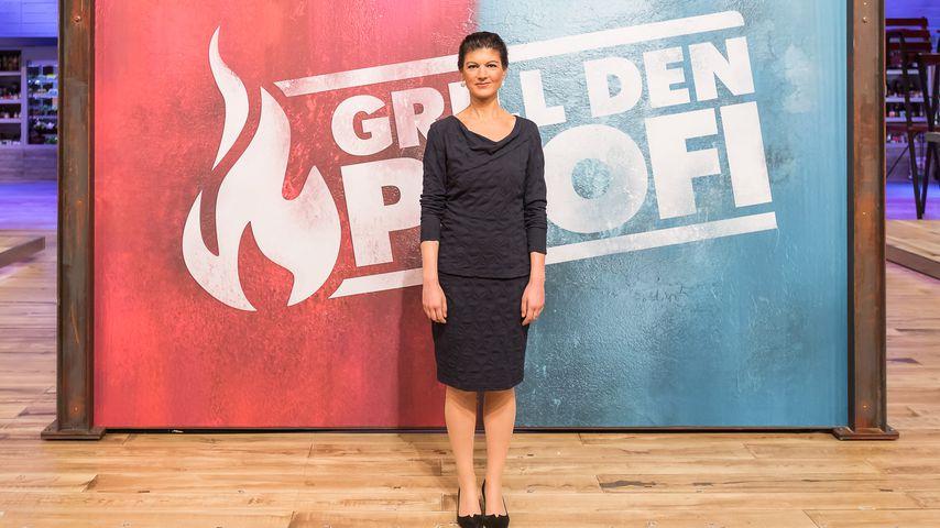 """Premiere bei """"Grill den Profi"""": Eine Politikerin kocht mit!"""