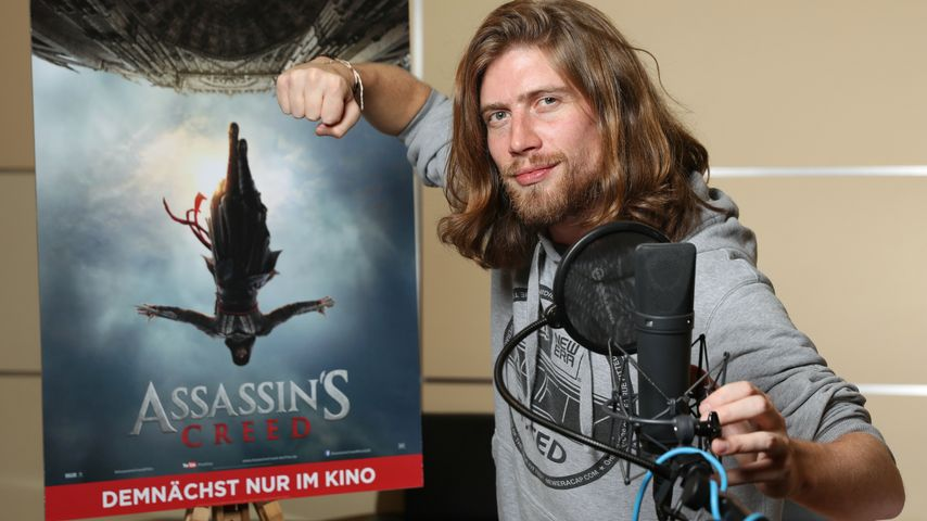 "Krass: YouTuber Sarazar synchronisiert ""Assassin's Creed""!"