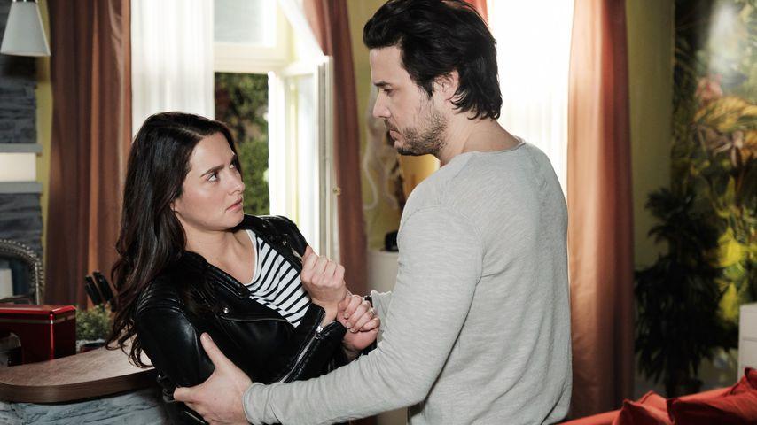 Saskia (Antonia Michalsky) und Jakob (Alexander Milo)