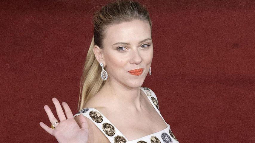 Scarlett Johansson: So hält sie ihre sexy Kurven!