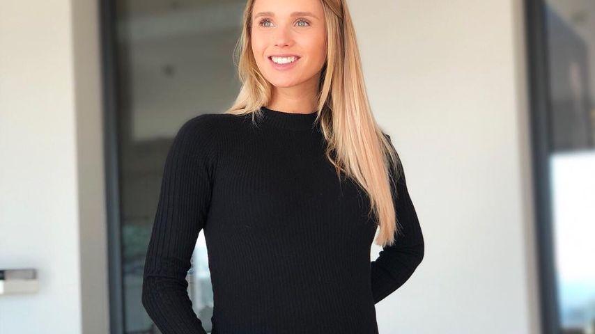Marco Reus' Freundin Scarlett Gartmann, Januar 2019