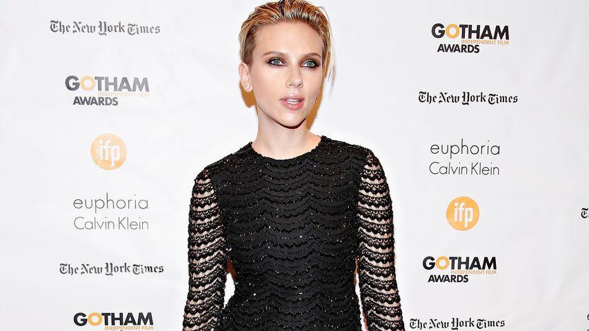Mega hot? So findet Scarlett Johansson ihren Body