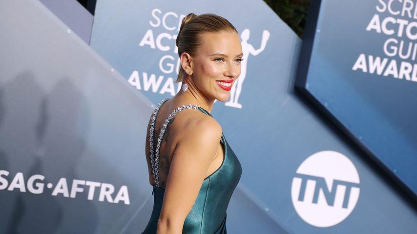Kurz nach Babynews: Scarlett Johansson ist Mutter geworden!