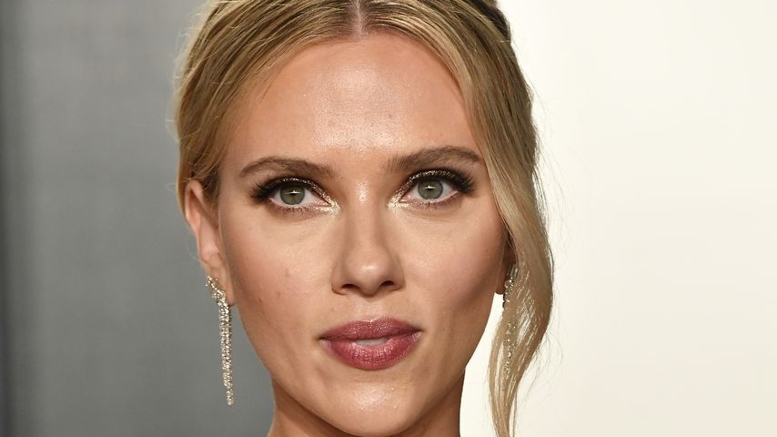 Scarlett Johansson im Februar 2020 in Beverly Hills