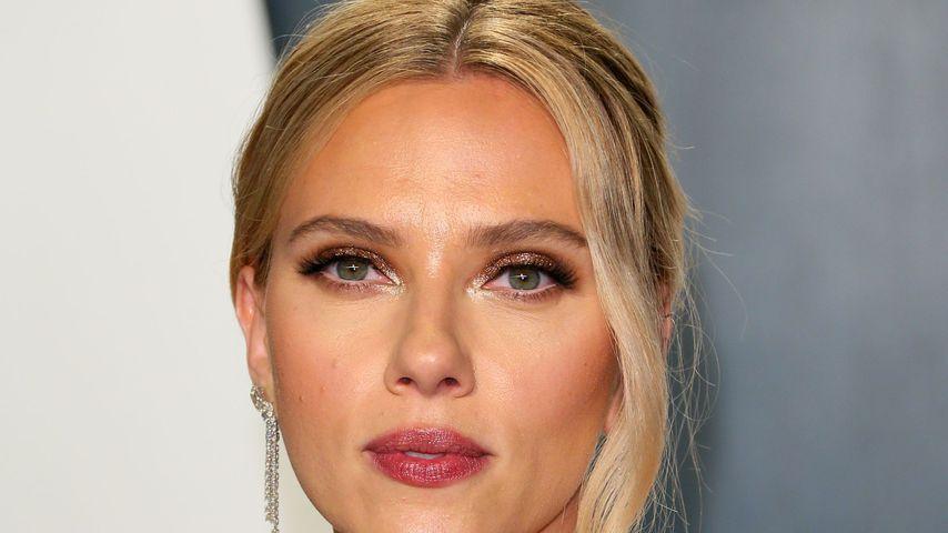 Sie bekam weniger Geld: Scarlett Johansson verklagt Disney