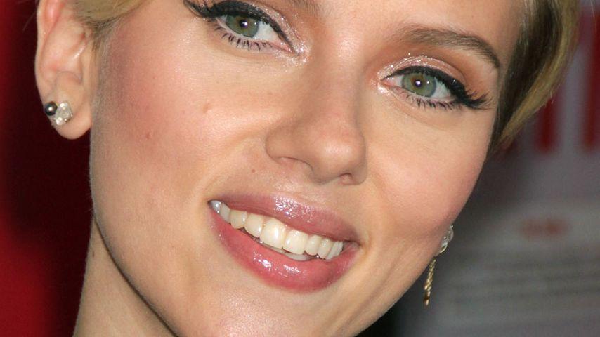 Scarlett Johansson: So feierte sie Weihnachten