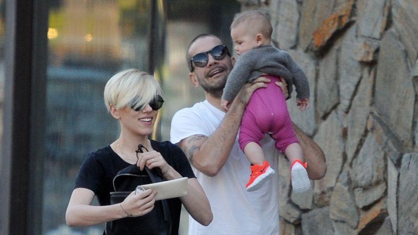 Süß! Scarlett Johanssons Tochter hält sie für Superheldin