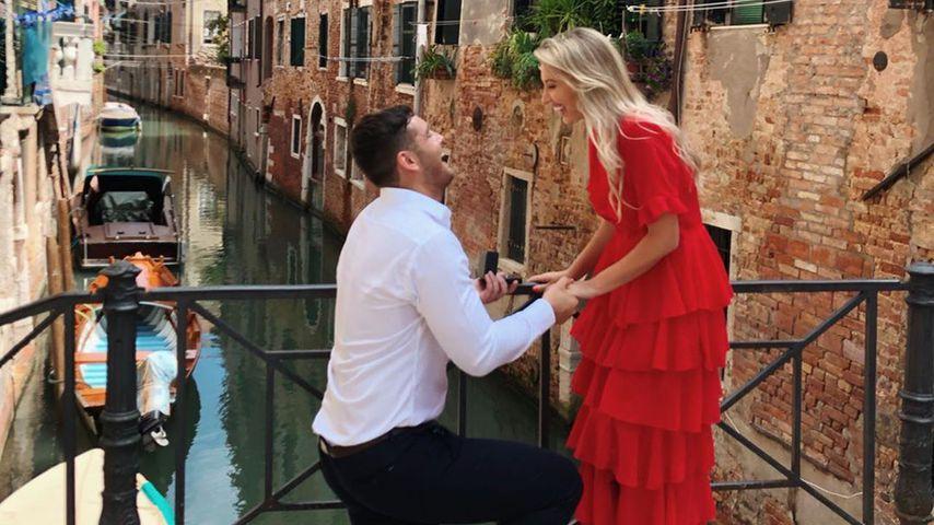 In Venedig: Bloggerin Scarlett London hat sich verlobt!