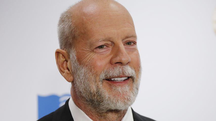 Schauspieler Bruce Willis in Washington 2017