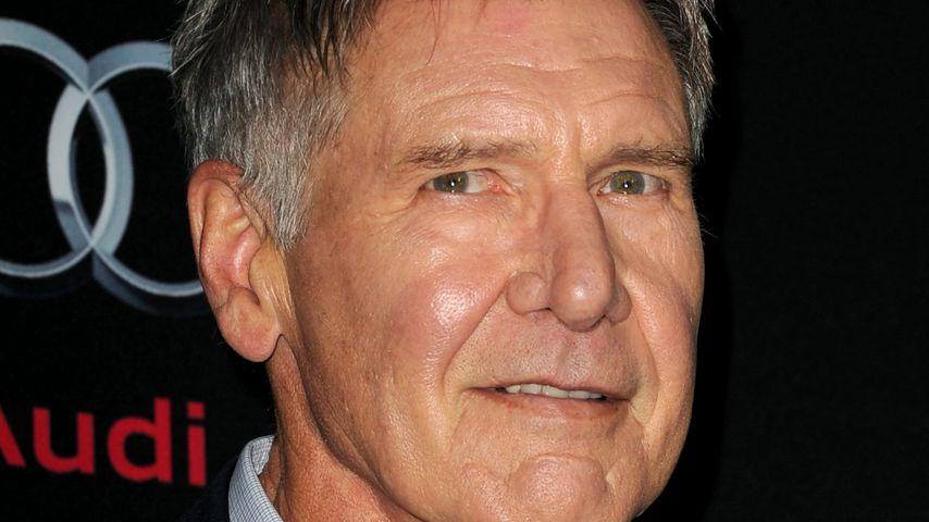 Schauspieler Harrison Ford in Hollywood