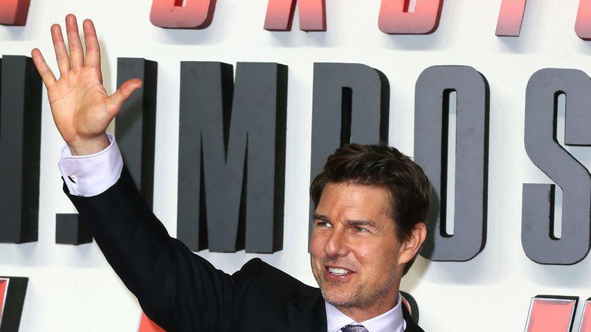 Schauspieler Tom Cruise 2018 in London
