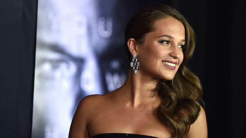 """Alicia Vikander bei der """"Jason Bourne""""-Premiere"""