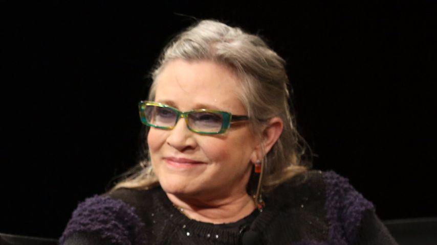 Schauspielerin Carrie Fisher