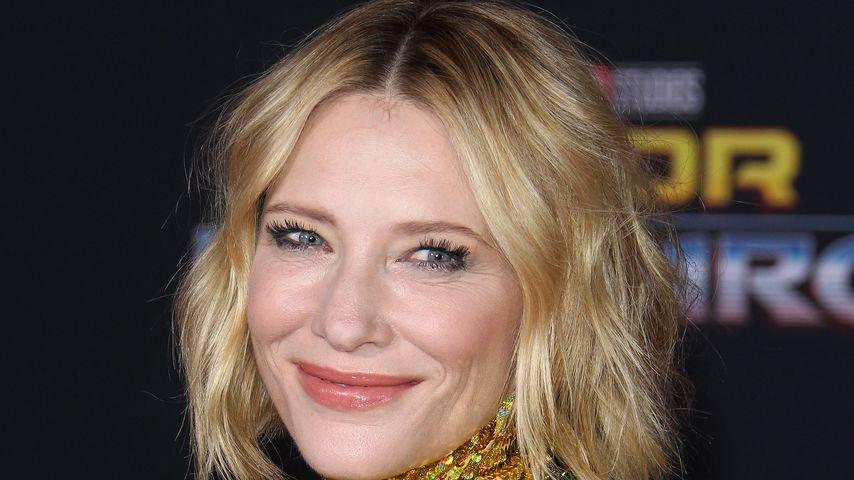 """Schauspielerin Cate Blanchett bei der Premiere von """"Thor: Ragnarok"""""""