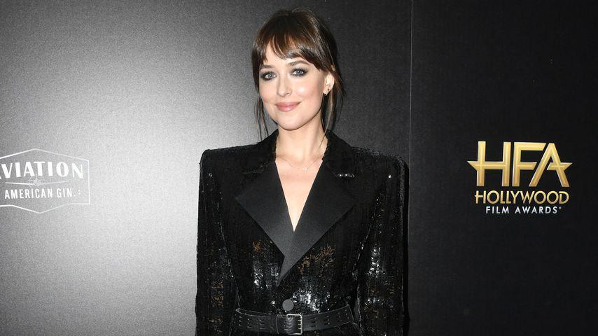 Schauspielerin Dakota Johnson bei den Hollywood Film Awards, 2019