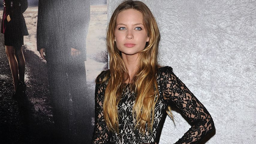 "Auto geklaut? ""The Ring""-Star Daveigh Chase wurde verhaftet"