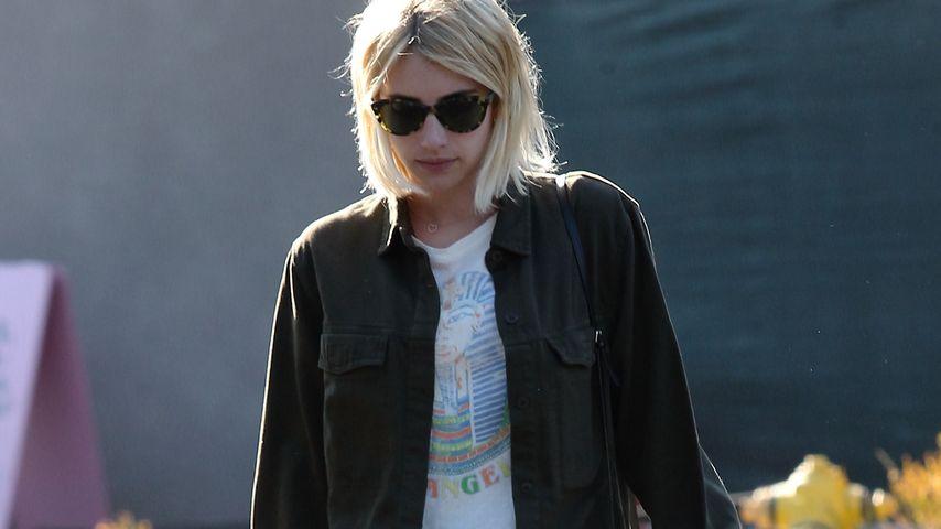 Schauspielerin Emma Roberts in West Hollywood