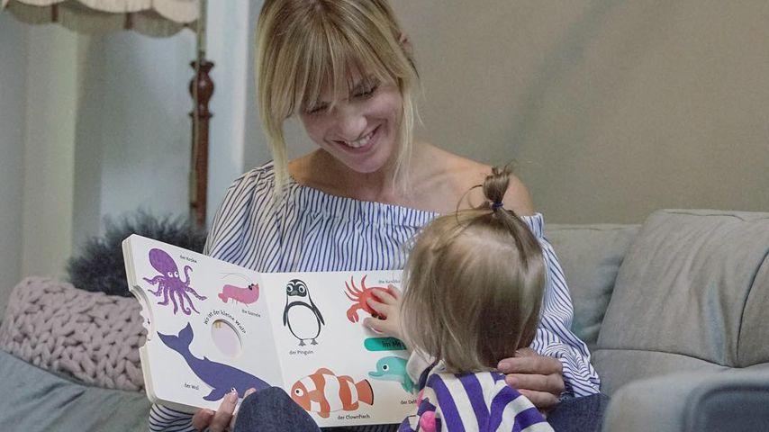 Mama Isabell Horn leidet: Ella schläft zum 1. Mal woanders