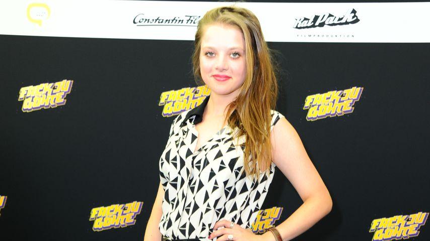 """Fack-ju-Göhte""-Star Jella Haase: ""Chantal"" will studieren"