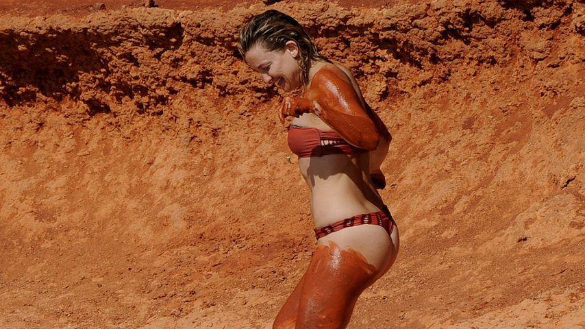 Tanga-Show mit Body-Maske: So sexy urlaubt Kate Hudson!