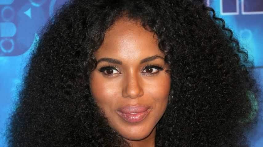 "2. Baby da! ""Scandal""-Star Kerry Washington bekommt Sohn"