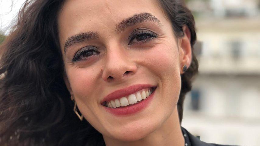 Schauspielerin Özge Özpirinçci im Oktober 2018