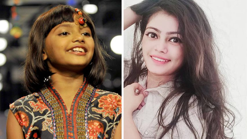 "So sieht ""Slumdog Millionaire""-Mädchen Rubina Ali heute aus"