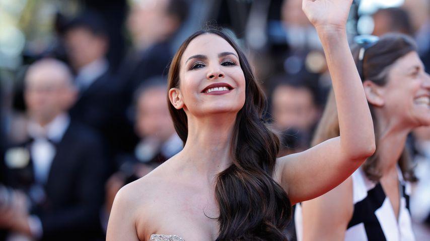 Schauspielerin Sila Sahin bei den Filmfestspielen in Cannes 2017