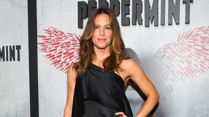 """Schauspielern Jennifer Garner bei der """"Peppermint: Angel of Vengeance""""-Premiere im August 2018"""
