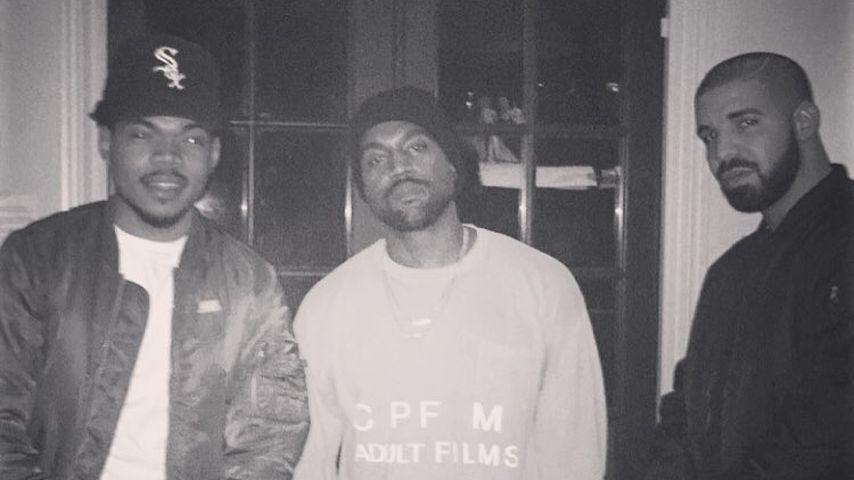 Wegen Kanyes Zusammenbruch? Chance the Rapper bricht Tour ab
