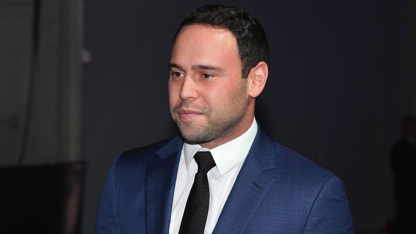 Scooter Braun auf einer Gala in NYC im im Oktober 2018