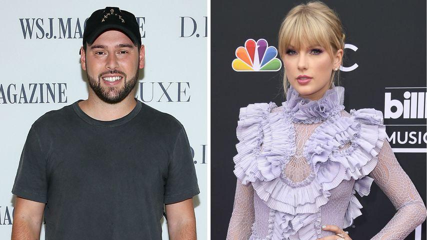 Scooter-Braun-Drama: Taylor Swift darf Songs nicht nutzen
