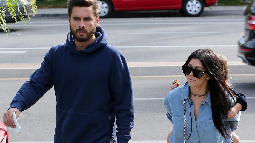 Schwangere Kourtney: Bieber-Baby schockt Scott Disick